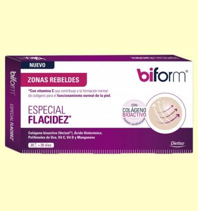 Colágeno Especial Flacidez - Biform - 20 viales
