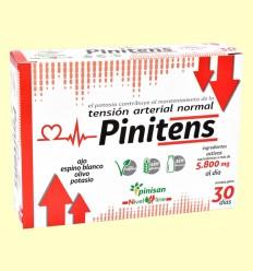 Pinitens - Tensión arterial - Pinisan - 60 cápsulas