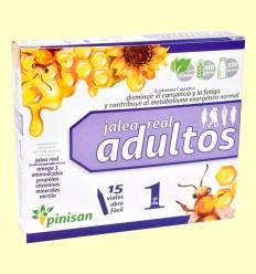 Jalea Real Adultos - Pinisan - 15 viales