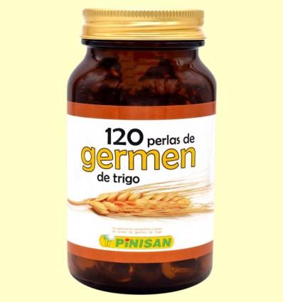 Perlas de Germen de Trigo - Pinisan - 120 perlas
