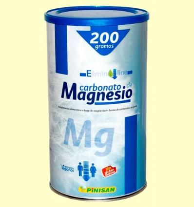 Carbonato de Magnesio - Pinisan - 200 gramos