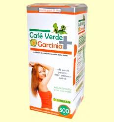 Café Verde y Garcinia - Pinisan - 500 ml