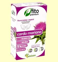 Cardo Mariano - Fito Premium - Pinisan - 30 cápsulas