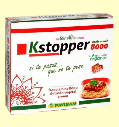 K Stopper 8000 - Chitosan - Pinisan - 30 cápsulas
