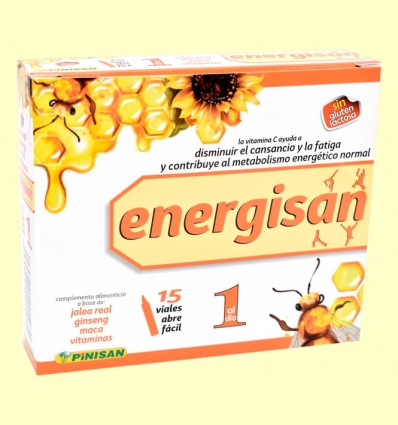 Energisan - Pinisan - 15 viales