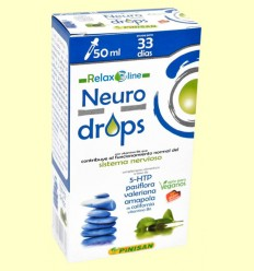 Neurodrops - Equilibrio y Relax - Pinisan - 50 ml
