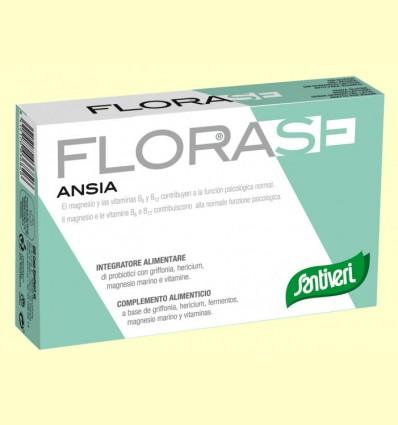 Florase Ansia - Santiveri - 40 cápsulas