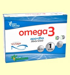 Omega 3 EPA + DHA 350/250 - Pinisan - 30 perlas