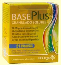 Base Plus Granulado Soluble - HF Organics - 21 sobres