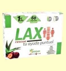 Lax Rescue - Pinisan - 60 cápsulas