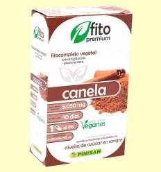 Canela - Fito Premium - Pinisan - 30 cápsulas