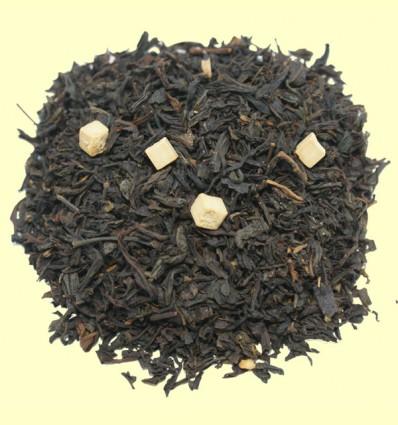 Té Negro aromatizado Caramelisimo