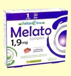 Melato Complex - Pinisan - 30 cápsulas