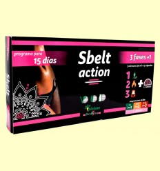 Sbelt Action Pack - Control de Peso - Pinisan