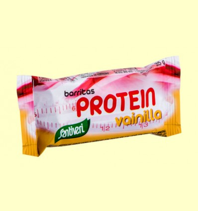 Barrita Protein Vainilla - Santiveri - 1 barrita