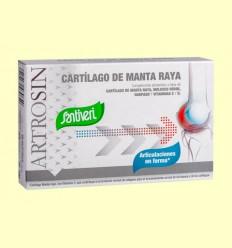 Artrosín Cartílago Manta Raya - Articulaciones - Santiveri - 60 cápsulas