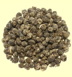 Perlas Zhen Zhu Té Blanco aromatizado Jazmín