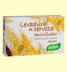 Levadura de Cerveza Revivificable - Santiveri - 60 cápsulas