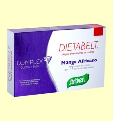 Dietabelt Mango Africano - Santiveri - 60 cápsulas