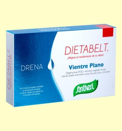 Dietabelt Vientre Plano Especial Mujer - Santiveri - 60 cápsulas