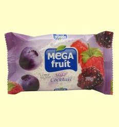 Jabón en Pastilla Cocktail Frutas Purpuras - Biofresh Mega Fruit - 75 gramos