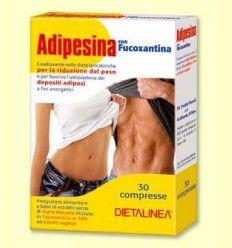 Adipesina con Fucoxantina - Dietalinea - 30 comprimidos