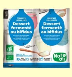 Fermento para yogur con bífidus Bio - Nat Ali - 2x6 gramos