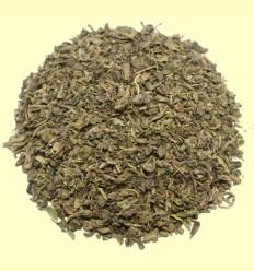 Té Verde Gunpowder con Menta Hierbabuena