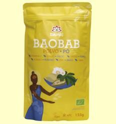 Boabab en polvo Bio - Iswari - 125 gramos