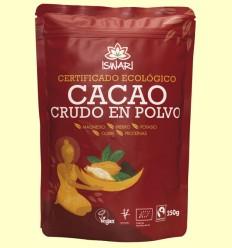 Cacao en Polvo Bio - Iswari - 250 gramos