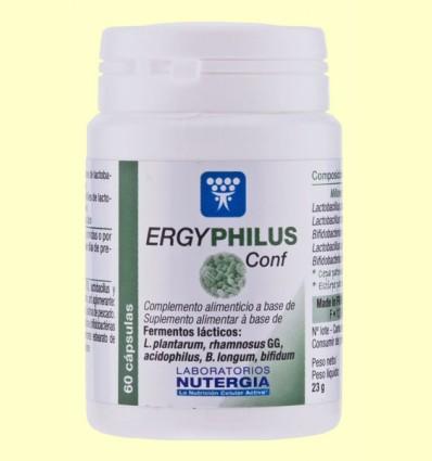 Ergyphilus Conf - Nutergia - 60 cápsulas