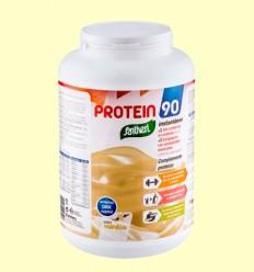 Vigor Sport Protein 90 Vainilla Grande - Santiveri - 1 kg