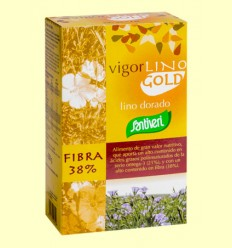 Vigor Lino Gold Dorado - Santiveri - 250 gramos