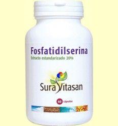 FosfatidilSerina - Sura Vitasan - 60 cápsulas