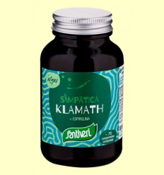 Quanticum Alga Klamath Espirulina - Santiveri - 70 comprimidos
