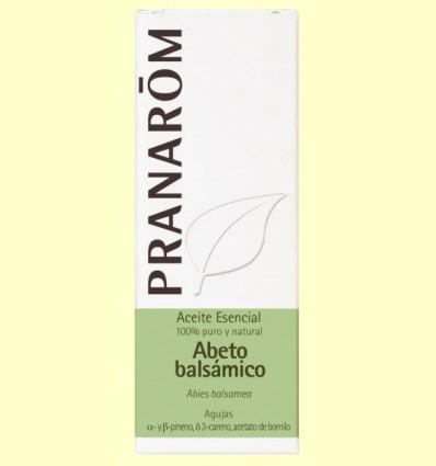 Abeto Balsámico - Aceite esencial - Pranarom - 10 ml