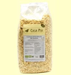 Copos Integrales de Avena Bio - Casa Pià - 1 kg