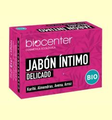 Jabón Íntimo Sólido Delicado Bio - Biocenter - 100 gramos