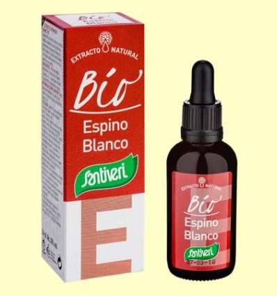 Extracto de Espino Blanco Bio - Santiveri - 50 ml