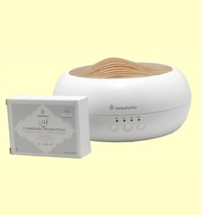 Difusor y Humidificador Ultrasónico Esential Zen - Esential'Aroms - 250 ml