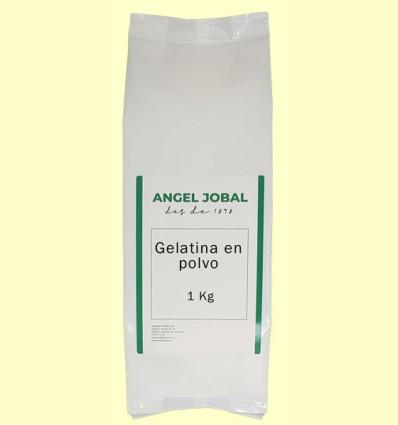 Gelatina - Colageno en Polvo - Angel Jobal - 1 Kg