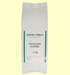 Cúrcuma Molida - Angel Jobal - 1 Kg