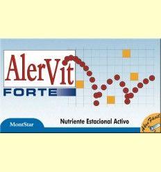 Alervit Forte - Ayuda contra las alergias - MontStar - 10 viales