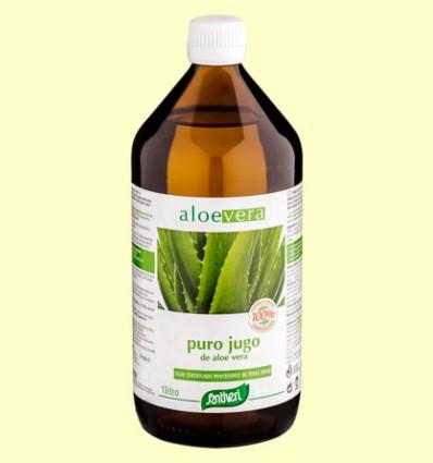 Aloe Vera Jugo - Santiveri - 1 litro