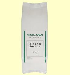 Té 3 Años Kukicha - Angel Jobal - 1 Kg