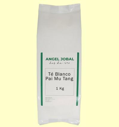 Té Blanco Pai Mu Tang - Angel Jobal - 1 Kg