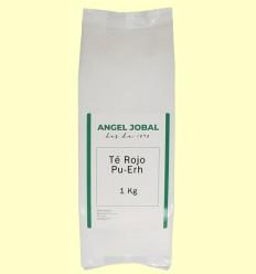 Té Rojo Pu-erh - Angel Jobal - 1 Kg