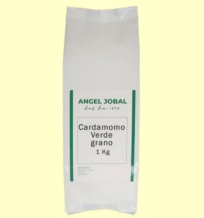 Cardamomo Verde Grano - Angel Jobal - 1 Kg