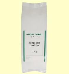 Jengibre Molido - Angel Jobal - 1 Kg