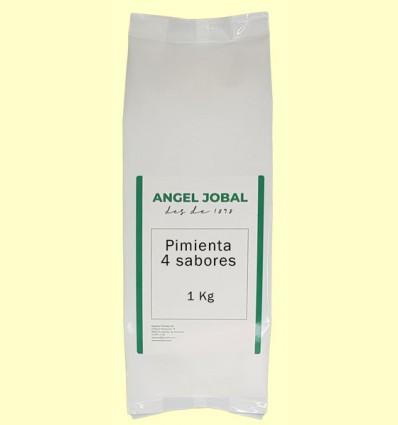 Pimienta 4 sabores - Angel Jobal - 1 Kg
